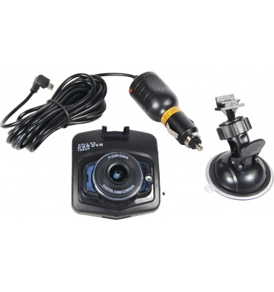 1080P HD Dash Camera with DVR and 32GB microSD card