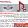 DoorJammer Portable Door Security Device
