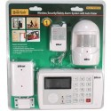 HomeSafe Wireless Home Security Alarm System