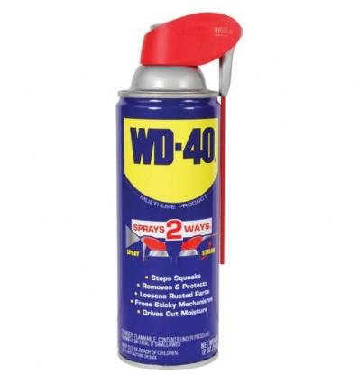 WD-40 Multi-Use Lube Diversion Safe
