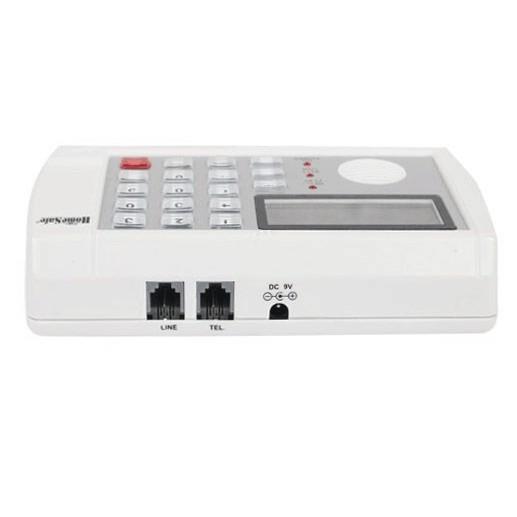 Homesafe Wireless Home Security Alarm System Fingereze