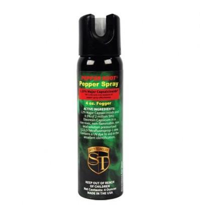 4 oz Pepper Shot Pepper Spray Fogger