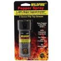 Wildfire 10% Pepper Spray Flip top Actuator 2 oz Stream