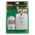 HomeSafe Wireless Safety Alert & Driveway Patrol Alarm