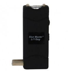 Stun Master L'il Guy Black 12 Million Volt Stun Gun
