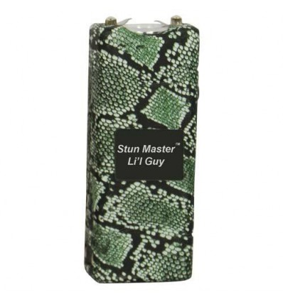 Stun Master L'il Guy Snake Skin 12 Million Volt Stun Gun