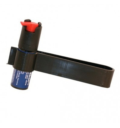 Pepper Shot Pepper Spray w/Auto Vistor Clip