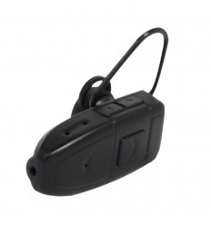 BlueTooth Earpiece HIdden Spy Camera with Built in DVR