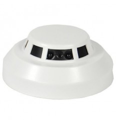 Smoke Detector Hidden Spy Camera with DVR