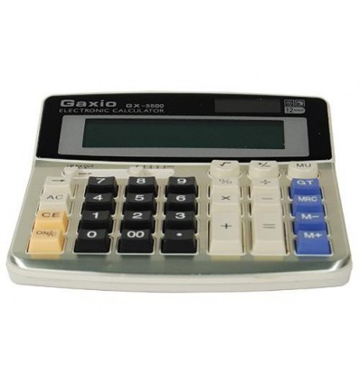 Desk Calculator Hidden Spy Camera with DVR