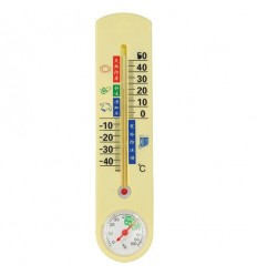 Thermometer Temperature Gauge Hidden Spy Camera with DVR