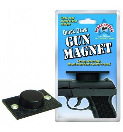 Quick Draw Handgun Concealment Magnet