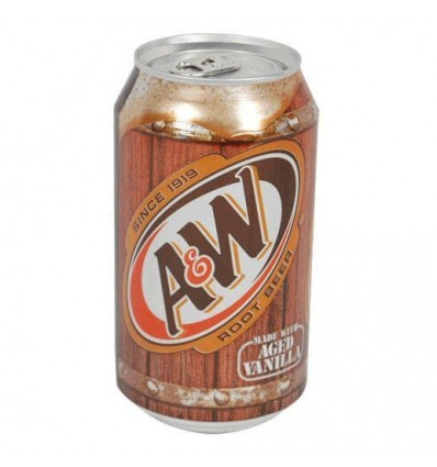 A&W Rootbeer Can Hidden Diversion Safe