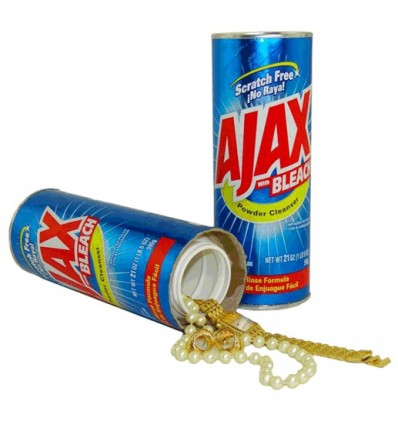 Ajax Can Hidden Diversion Safe