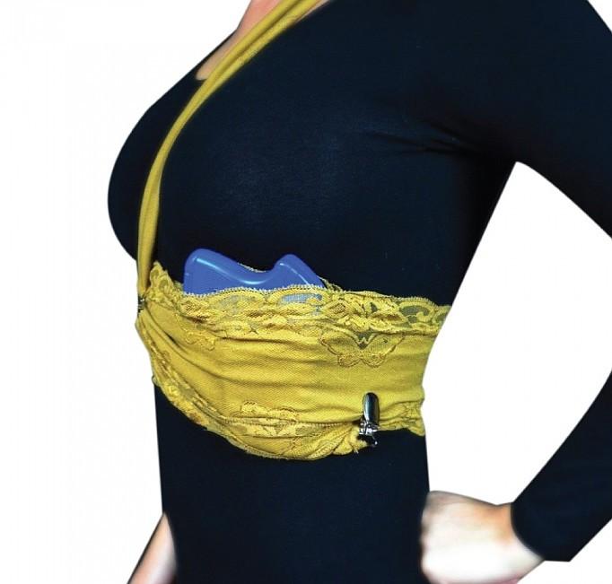 Ladies Lethal Lace Versatile Universal Concealed Carry Gun