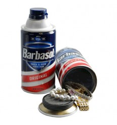 Barbasol Shaving Cream Hidden Diversion Safe