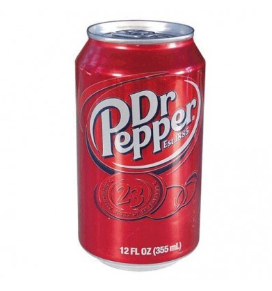 Dr Pepper Can Hidden Diversion Safe