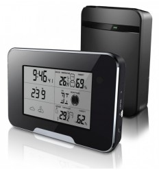 Streetwise 1080p HD Wi-Fi Weather Station IP Security Camera